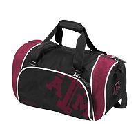Logo Brand Texas A&M Aggies Locker Duffel Bag