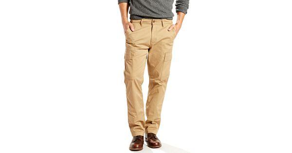 Men S Levi S 174 541 Athletic Fit Stretch Cargo Pants