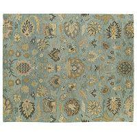 Kaleen Helena Troy Floral Wool Rug