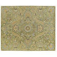 Kaleen Helena Virgil Floral Wool Rug