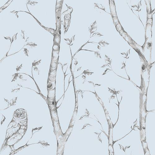 Nu Wallpaper Woods Wallpaper