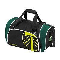 Logo Brand Portland Timbers Locker Duffel Bag