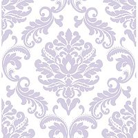 Nu Wallpaper Ariel Damask Wallpaper