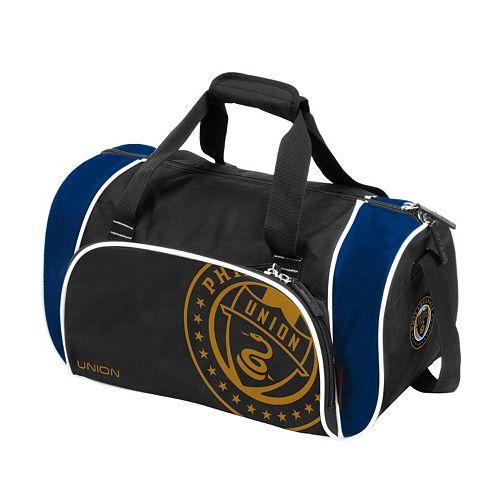 Logo Brand Philadelphia Union Locker Duffel Bag