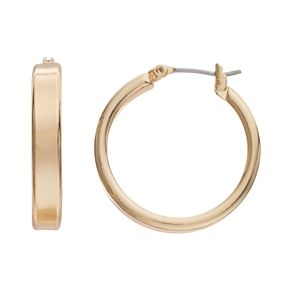 Dana Buchman Hoop Earrings