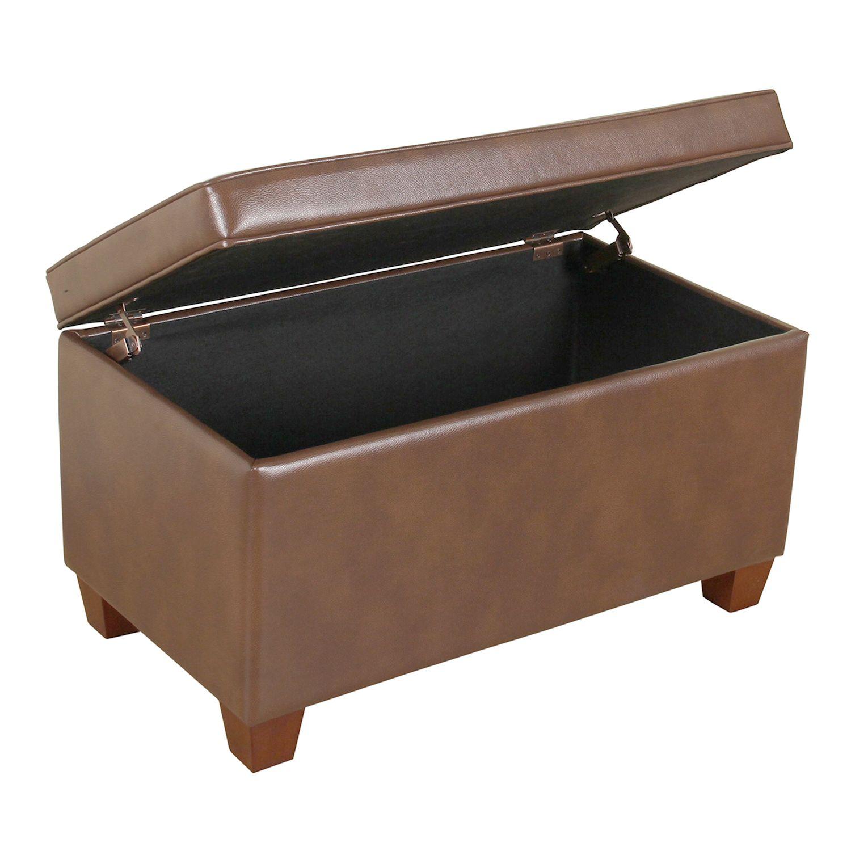 Storage OttomansPoufs FurnitureKohls