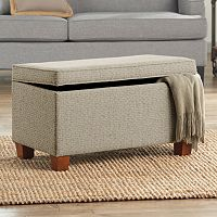SONOMA Goods for Life™ Grayson Classic Storage Ottoman