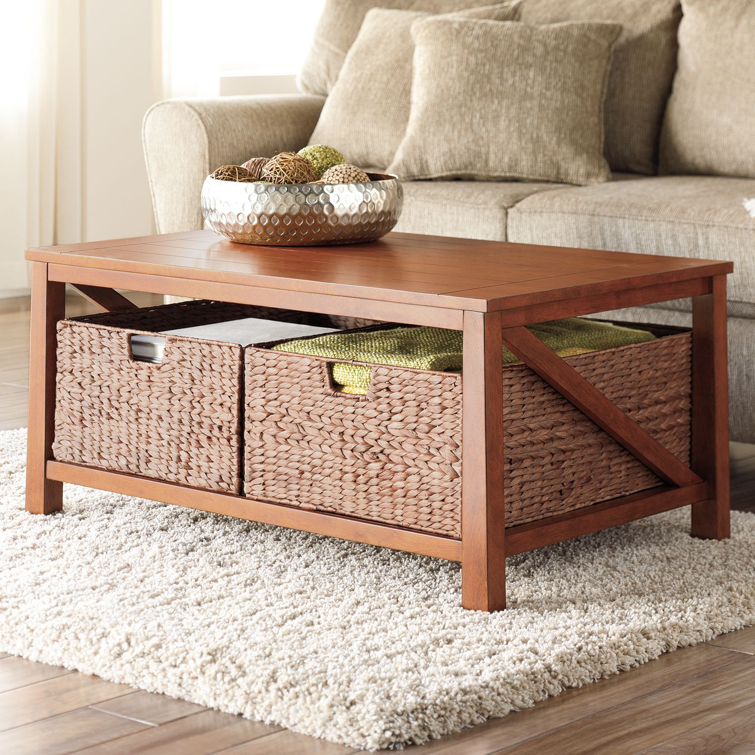 SONOMA Goods For Life™ Cameron Coffee Table Part 81