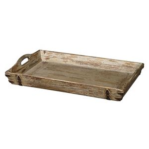 Abila Wooden Serving Tray