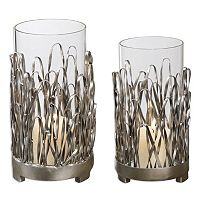 Corbis 2 pc Candle Holder Set