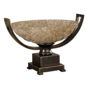 Crystal Palace Bowl Centerpiece Decor