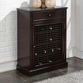 16-Wine Bottle Cabinet