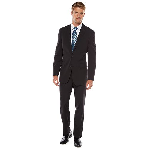 Men's Apt. 9® Slim-Fit Unhemmed Suit