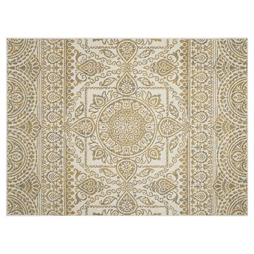 Merinos Casa Aubosson Ornate Rug