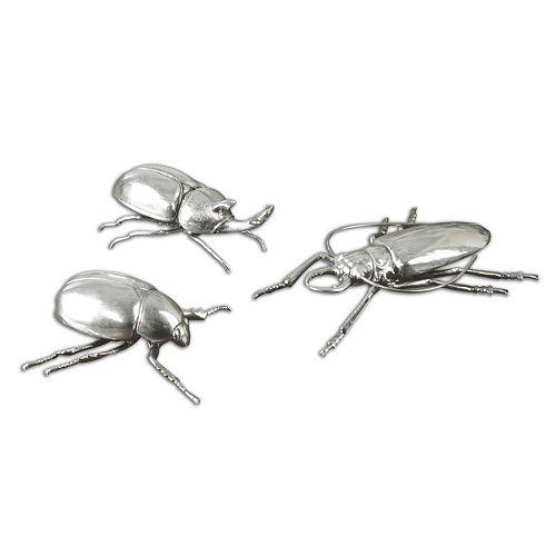 Beetles Table Decor 3-piece Set