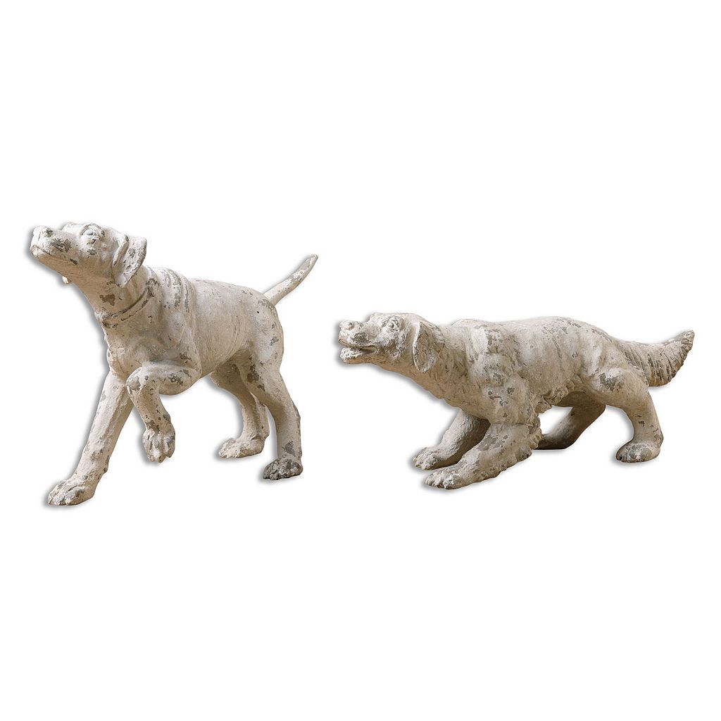 Hudson and Penny Sculpture 2-piece Set