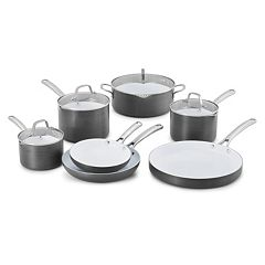 Calphalon Classic 11-pc. Ceramic Cookware Set