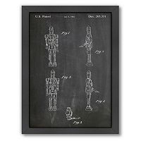 Americanflat Star Wars Droid Framed Wall Art