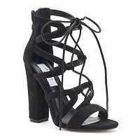 Chelsea & Zoe Elyse Women's High Heel Sandals