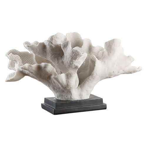Blade Coral Table Decor