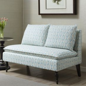 Upholstered Banquette Couch