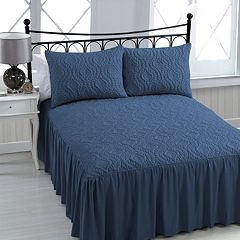 Samantha 3-piece Bedspread Set