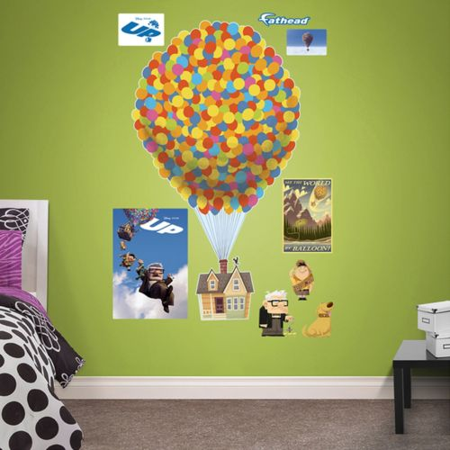 Disney / Pixar UP Wall Decals by Fathead