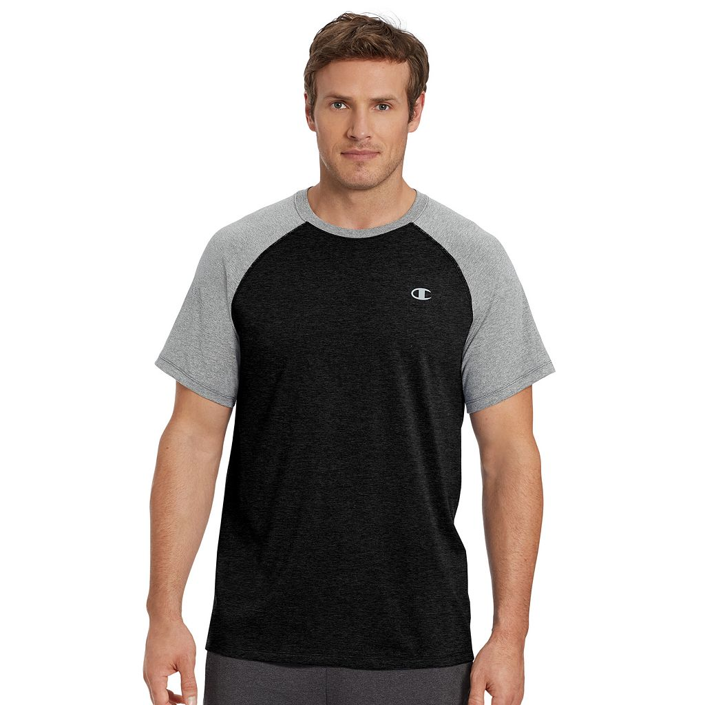 Men's Champion Vapor Raglan Tee