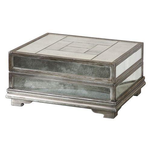 Trory Box Table Decor