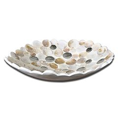 'Capiz' Bowl Table Decor