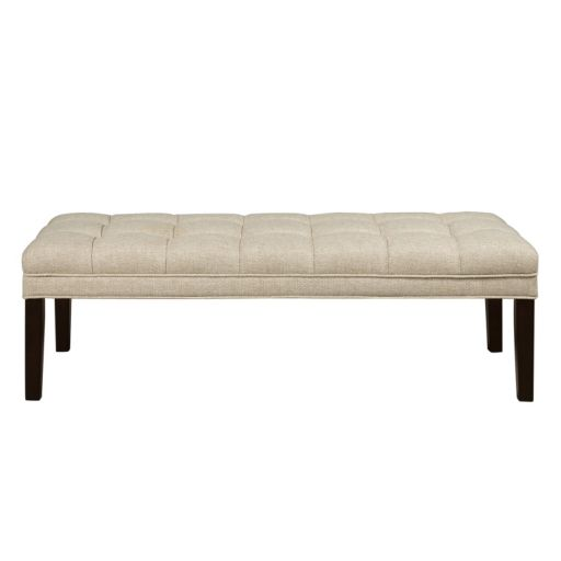 Kinzy Tufted Bench