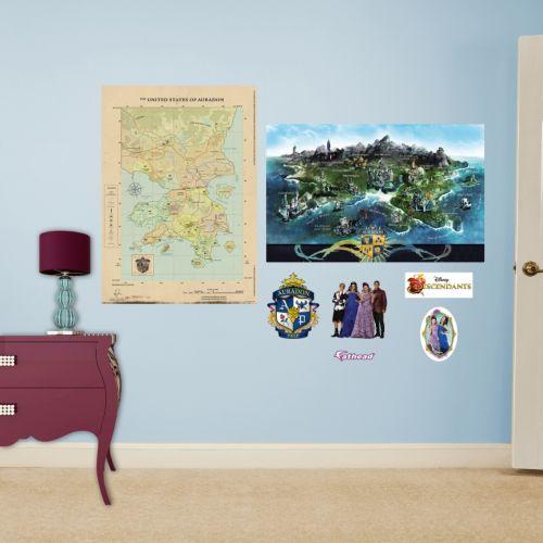 Disney's Descendants Wall Decals by Fathead