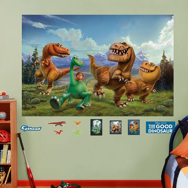 Disney / Pixar The Good Dinosaur Wall Decals by Fathead, Multicolor