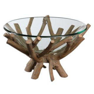 """Thoro"" End Table"