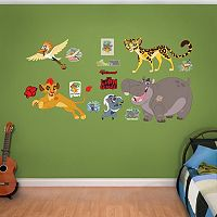 Disney's The Lion Guard Wall Decal by Fathead