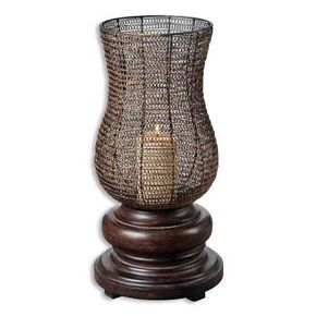 """Rickma"" Candle Holder Table Decor"