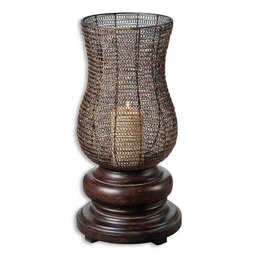 """Rickma"" Candle Holder Table Decor"