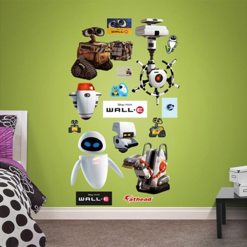 Disney / Pixar Wall-E Character Wall Decal by Fathead