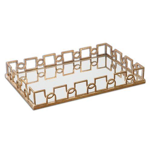 Nicoline Mirrored Tray