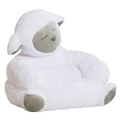 Trend Lab Plush Lamb Chair  by