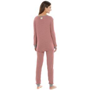 Women's Burt's Bees Organic Family Pajamas Set