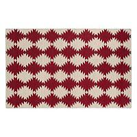 Kaleen Nomad Geronimo Geometric Reversible Wool Rug