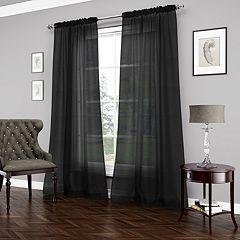 Vue Signature Carrington Luxury Sheer Window Curtain