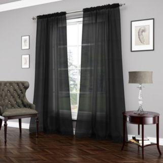 Vue Signature Carrington Luxury Sheer Curtain
