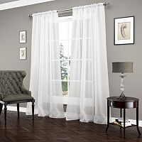 Vue Signature Carrington Luxury Sheer Curtain