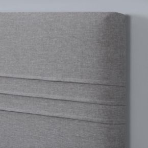Horizontal Stripes Headboard