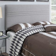Horizontal Stripes Headboard