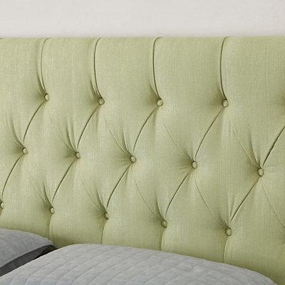 Tufted Upholstered Headboard