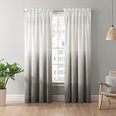 Vue Signature Arashi Ombre Fashion Drapery Window Curtain