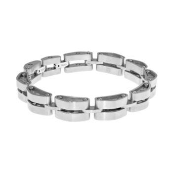 LYNXMen's Stainless Steel Bracelet